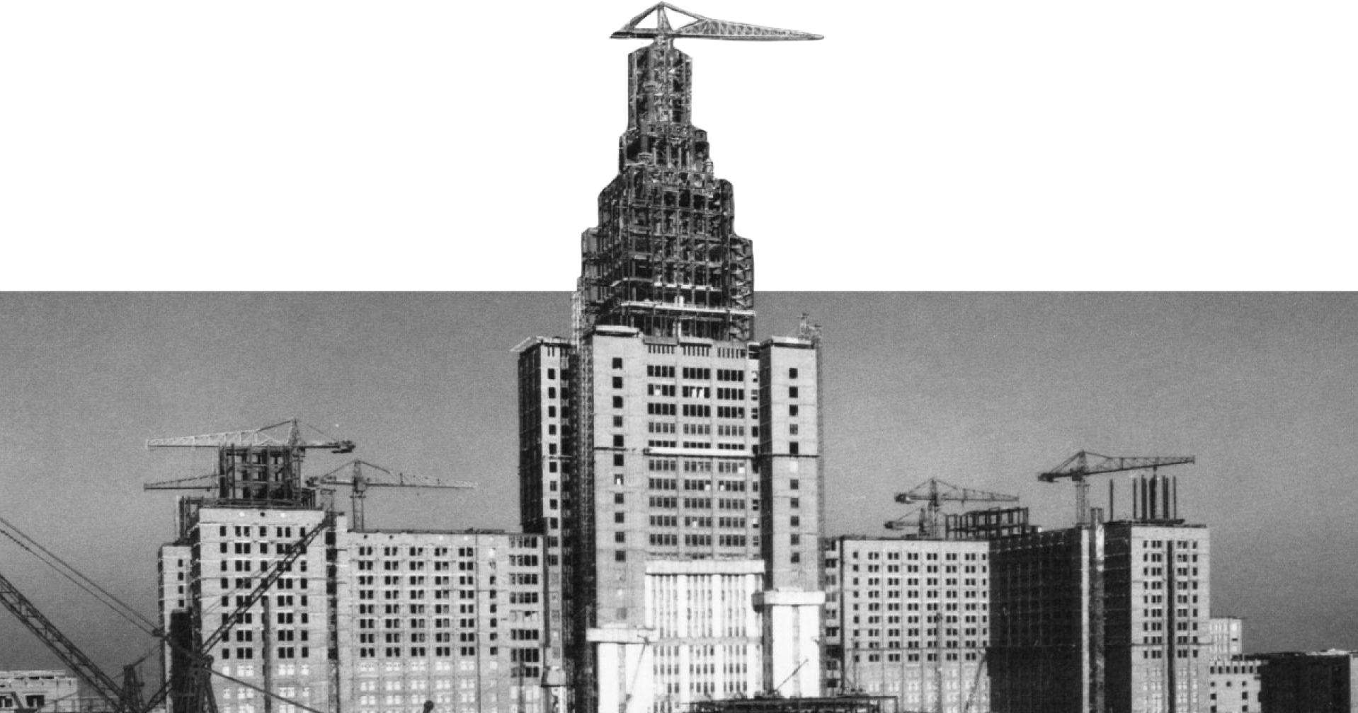 Moscow builds